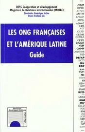 Les Ong De L'Amerique Latine - Guide - Intérieur - Format classique
