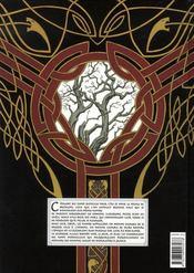 Arthur t.9 ; Medrawt le traître - 4ème de couverture - Format classique