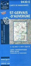 Saint-Gervais d'Auvergne - Intérieur - Format classique