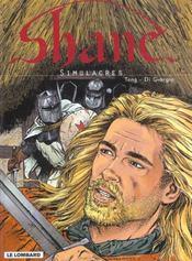 Shane t.3 ; simulacres - Intérieur - Format classique