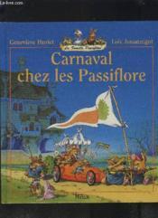 Carnaval chez les passiflore - Couverture - Format classique