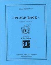 Plage-back - Intérieur - Format classique