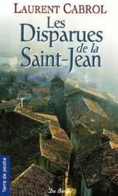 Les disparues de la Saint-Jean - Couverture - Format classique
