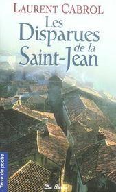 Les disparues de la Saint-Jean - Intérieur - Format classique
