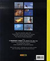 X-trêmement sport - 4ème de couverture - Format classique