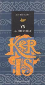 Ys La Cite Perdue - Couverture - Format classique