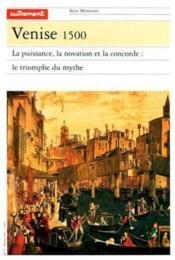 Venise 1500 - Couverture - Format classique