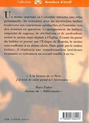 Luthier - Lecons De Vie D'Un Maitre - 4ème de couverture - Format classique