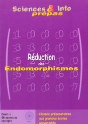 Reduction Des Endomorphismes - Intérieur - Format classique