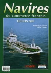 Navires de commerce francais (édition 2007) - Couverture - Format classique