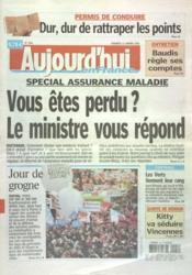 Aujourd'Hui En France N°1149 du 21/01/2005 - Couverture - Format classique