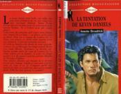 La Tentation De Kevin Daniels - Zeke - Couverture - Format classique