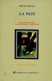 Nuit (La) - Couverture - Format classique