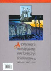 Aria t.7 ; le tribunal des corbeaux - 4ème de couverture - Format classique