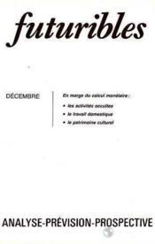 Futuribles N.50 Decembre 1981 - Couverture - Format classique