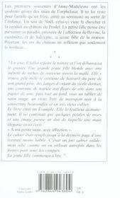 Passe Vogue (La) - 4ème de couverture - Format classique