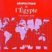 Geopolitique De L'Egypte - Intérieur - Format classique
