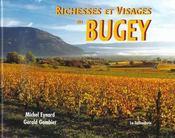 Richesses et visages du Bugey - Couverture - Format classique