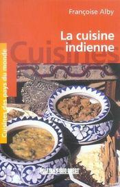 La Cuisine Indienne/Poche - Intérieur - Format classique