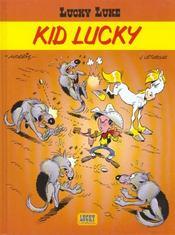 Lucky Luke t.33 ; Kid Lucky - Intérieur - Format classique