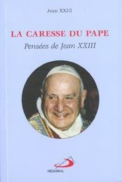 La caresse du pape - Intérieur - Format classique