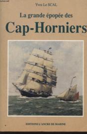 Grande Epopee Des Cap-Horniers - Couverture - Format classique