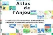 Atlas du maine et loire - Couverture - Format classique