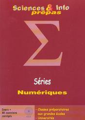 Series numeriques - Intérieur - Format classique