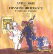 Anthologie Vol.2 De La Connerie Militariste - Couverture - Format classique