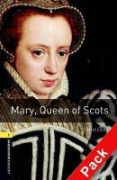 Vente  Obwl 3e level 1: mary, queen of scots audio cd pack  - Xxx