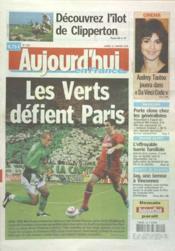 Aujourd'Hui En France N°1150 du 22/01/2005 - Couverture - Format classique