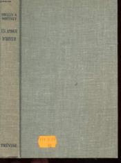 Un Amour D'Hiver - Couverture - Format classique