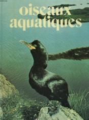 Oiseaux Aquatiques - Couverture - Format classique
