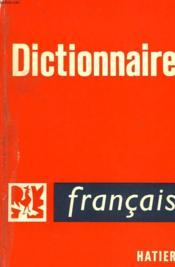 Dictionnaire De La Langue Francaise. Lexique Historique Et Geographique. - Couverture - Format classique