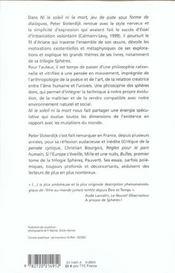 Ni Le Soleil Ni La Mort - 4ème de couverture - Format classique
