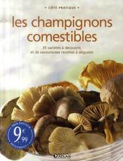 Les champignons comestibles - Intérieur - Format classique