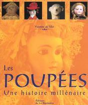 Les Poupees ; Une Histoire Millenaire - Intérieur - Format classique