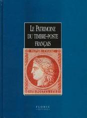 Le Patrimoine Du Timbre-Poste Francais - Intérieur - Format classique