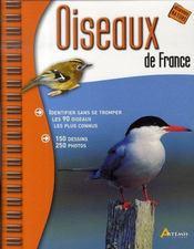 Oiseaux de france - Intérieur - Format classique