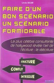 Faire D'Un Bon Scenario Un Scenario Formidable - Intérieur - Format classique