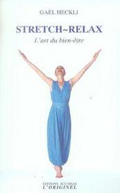 Stretch-Relax ; L'Art Du Bien-Etre - Intérieur - Format classique