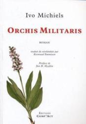 Orchis militaris - Couverture - Format classique