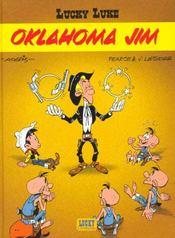 Lucky Luke t.37 ; Oklahoma Jim - Intérieur - Format classique
