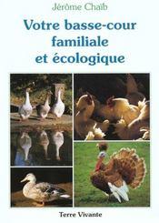 Basse cour familiale et ecologique (votre) - Intérieur - Format classique