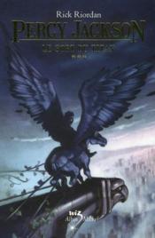 Percy Jackson t.3 ; le sort du titan - Couverture - Format classique