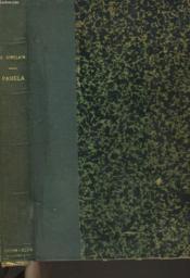 Pamela - Couverture - Format classique