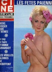 Cine Revue - Tele-Programmes - 57e Annee - N° 36 - Mecanique Infernale - Couverture - Format classique