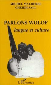 Parlons wolof - Intérieur - Format classique