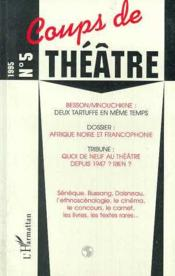 Coups De Theatre 5 - Couverture - Format classique