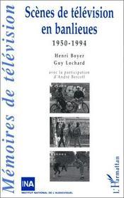 Scènes de télévision en banlieues, 1950-1994 - Intérieur - Format classique